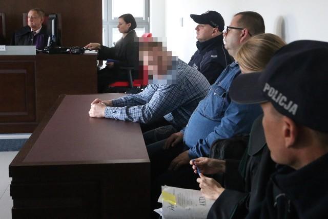 Serhii V. na ławie oskarżonych