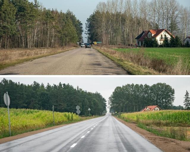 Droga z Wysokiego Mazowieckiego do Ćzyżewa oficjalnie otwarta!