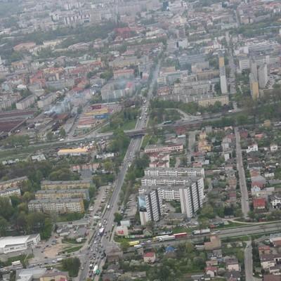 Przebudowany zostanie cały ciąg ulic Sienkiewicza - Wasilkowska