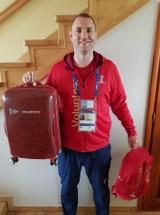 Sebastian Skaja był wolontariuszem na mundialu w Rosji. - To była wielka przygoda!