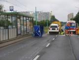 Śmiertelny wypadek na Hetmańskiej w Poznaniu. Kierowca, który potrącił 26-letnią kobietę, nie usłyszał jeszcze zarzutów
