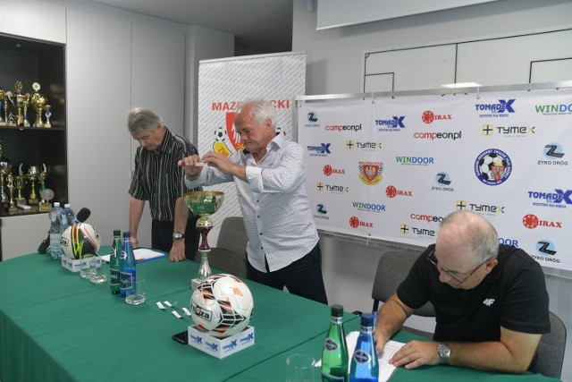 W poniedziałek rozlosowano pary I rundy Mirax Pucharu Polski.