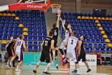2 liga koszykarzy. Team z Nysy nie dał szans Stali Ostrów Wlkp.