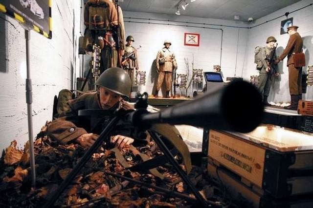 Muzeum Wojska w Białymstoku odnowiło ekspozycje wykorzystując nowoczesne multimedia