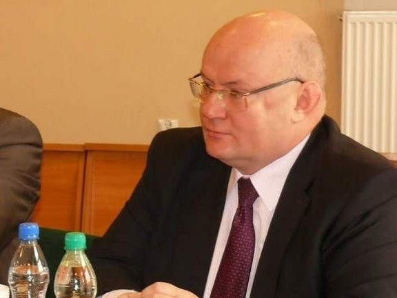 Prezydent Stalowej Woli Andrzej Szlęzak.