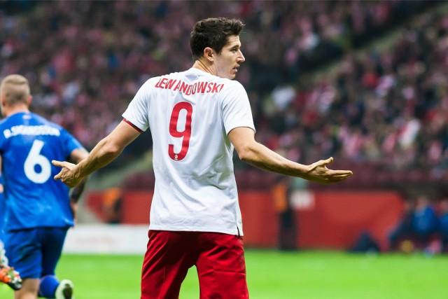 Na meczu Polska - Czechy nie zobaczymy Roberta Lewandowskiego