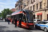 Kasia jeździ po Bytomiu. Na linii tramwajowej nr 38 zadebiutował niskopodłogowy tramwaj. Będzie jeździł codziennie