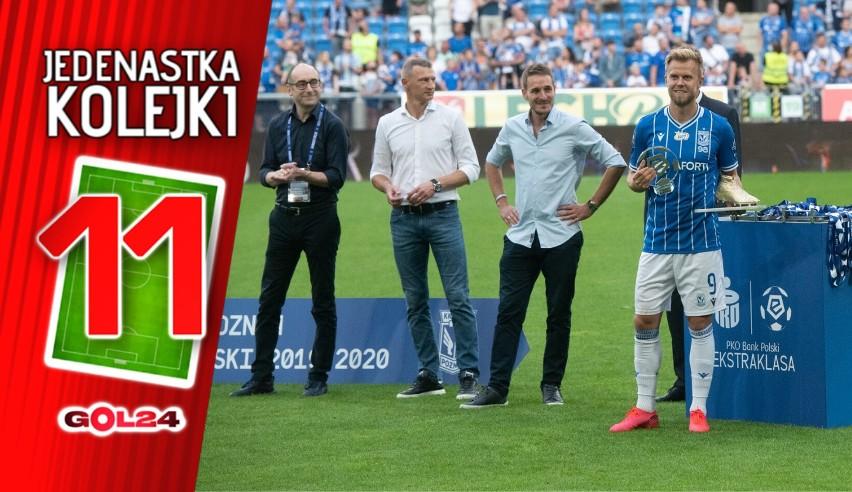 PKO Ekstraklasa. Za nami ostatnia kolejka w sezonie...