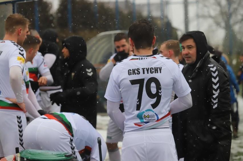 30.01.2021. Sparing: GKS Tychy - Ruch Chorzów 2:1....