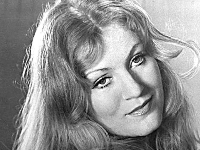 Szczyt kariery Anny German przypadł na lata 60. i 70.