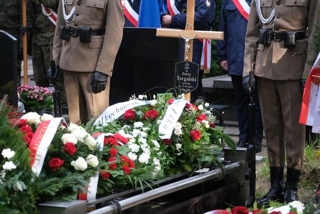Pogrzeb Jerzego Targalskiego