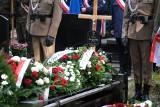 Pogrzeb Jerzego Targalskiego. Historyk spoczął na warszawskich Powązkach Wojskowych [ZDJĘCIA]