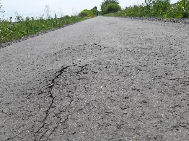 Ścieżka rowerowa szlakiem dawnej kolejki Paulinki