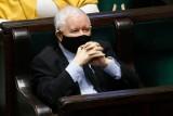 Jarosław Kaczyński ukarany naganą przez komisję etyki poselskiej. Chodzi o słowa z października po wyroku TK ws. aborcji