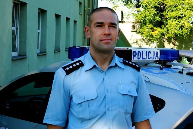 Aby zagłosować na asp. sztab. Grzegorza Miazka wyślij SMS o treści POLICJANT.3 na numer 7155 (koszt 1.23 zł z VAT)