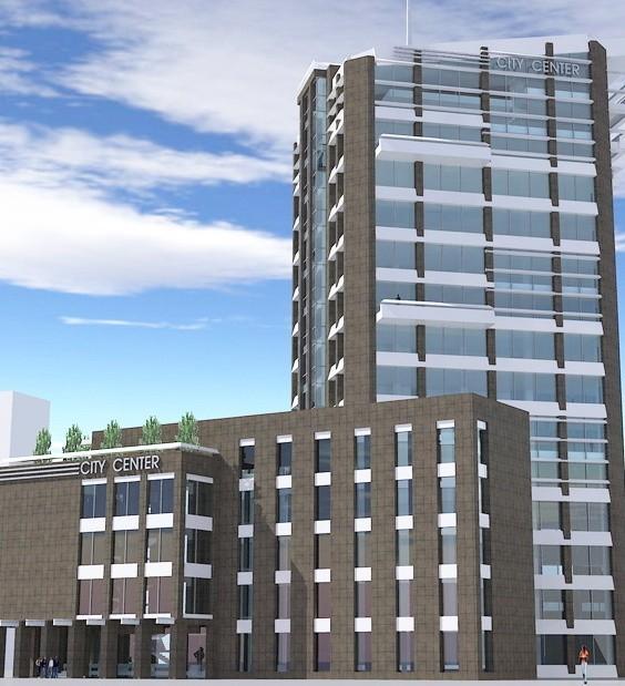 Czy prezydent miasta pozwoli inwestorowi na budowę wieżowca?