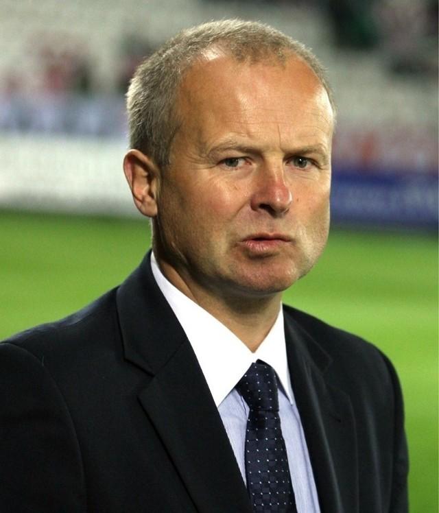 Piotr Rzepka, nowy trener Arki