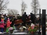 Zamordowanego w Ełku Daniela żegnało ponad 100 osób (zdjęcia)