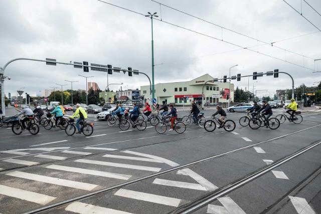 Poznań znalazł się na podium w rankingu dużych miast przyjaznych rowerom.