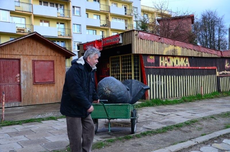 Wojciech Rynarzewski zabrał ze sobą rzeźbę głowy Włodzimierza Lenina, która znajdowała się na dachu klubu