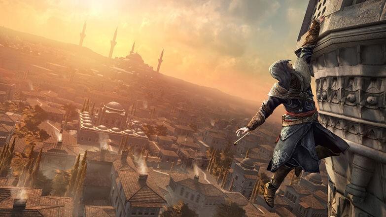 Trzecia gra z cyklu, w której bohaterem jest Ezio Auditore....