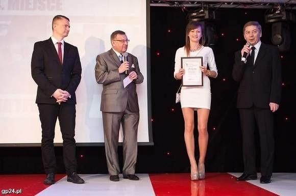 Joanna Terefenko, lekkoatletka Jantara Ustka, w ubiegłym roku zajęła czwarte miejsce w głosowaniu na sportowca roku.