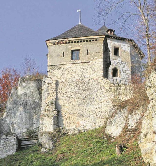 Na liście unijnych dofinansowań znalazł się m.in. zamek w Ojcowie