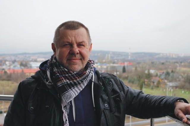 Przemyślanin Ryszard Puchyr, obecnie mieszkający w niemieckim Monachium: Zaskoczyły mnie ogromne pustki na ulicach Przemyśla. Miasto wygląda jak wymarłe. Już osiem lat mieszkam w Niemczech i nie mam zamiaru wracać do Polski, przynajmniej na razie nie ma do czego.