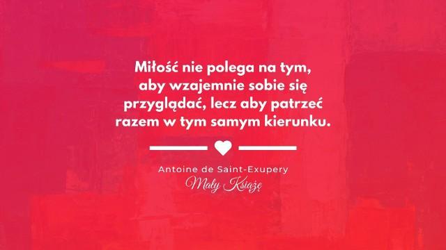 Cytaty O Miłości Na Walentynki Takie życzenia Walentynkowe