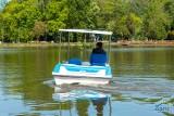 Zgierz: od soboty w parku dostępne będą łódeczki z napędem elektrycznym