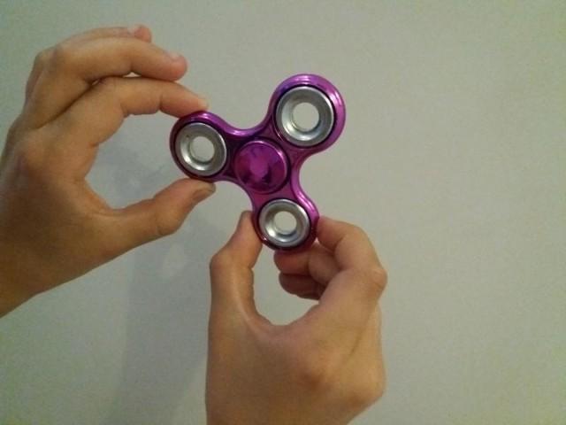 Fidget Spinner gdzie kupić Fidget Spinner? Nowa zabawka Hand Fidget Spinner