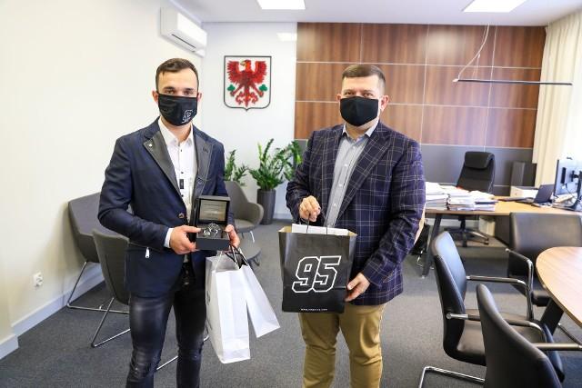 Bartosz Zmarzlik ze Stali Gorzów