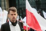 Protest rolników w Warszawie. Kilkadziesiąt traktorów i rozsypana kapusta. Interweniowała policja