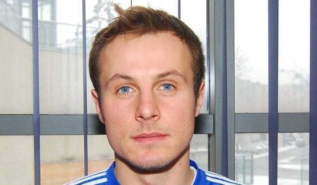 Trener Jarosław Pacholarz spełnia się w futbolu, prowadzi też Akademię Kierowcy.