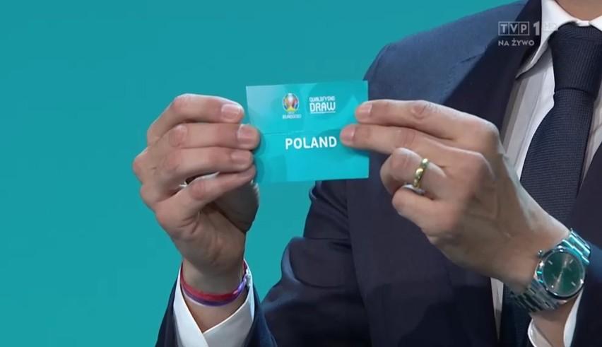 Polska zagra w grupie G