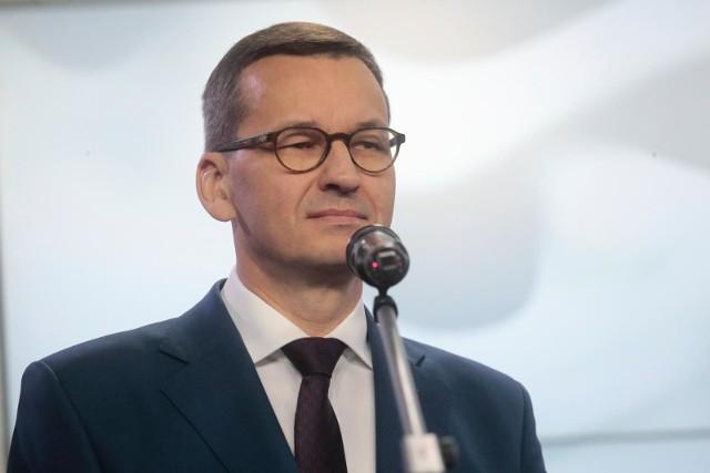 Portal zwraca uwagę, że w 2013 roku Morawieccy podpisali umowę o podziale majątku.