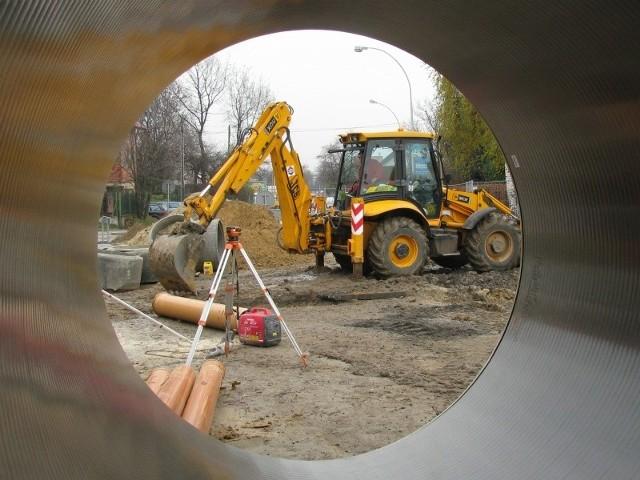 Budowa apartamentowca zostanie zakończona najpóźniej pod koniec 2014 r.