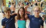 Dobry start pływaków Unii Busko-Zdrój na mistrzostwach Polski w Olsztynie