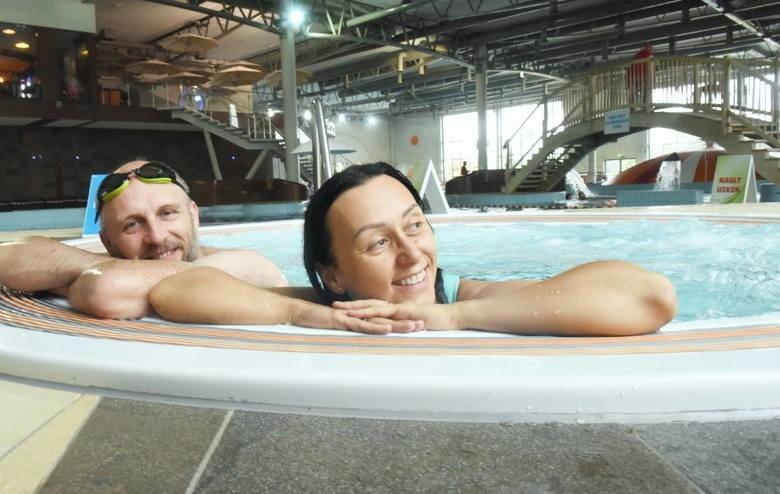 Basen w Centrum Rekreacyjno-Sportowym w Zielonej Górze w...
