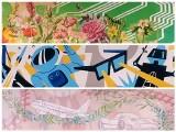 Nowy mural w Białymstoku. Białostocki park przemysłowy zyska wielkoformatową ozdobę