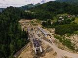 Budowa S1 w Beskidach. W Węgierskiej Górce do 18 sierpnia będą utrudnienia dla kierowców i mieszkańców