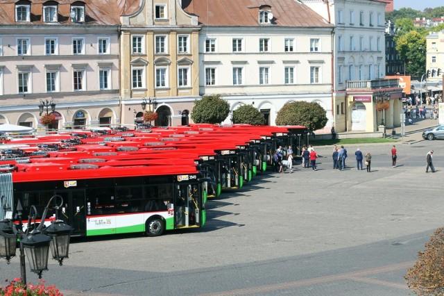 Nowoczesne autobusy elektryczne trafią do Lublina (zdjęcie archiwalne)