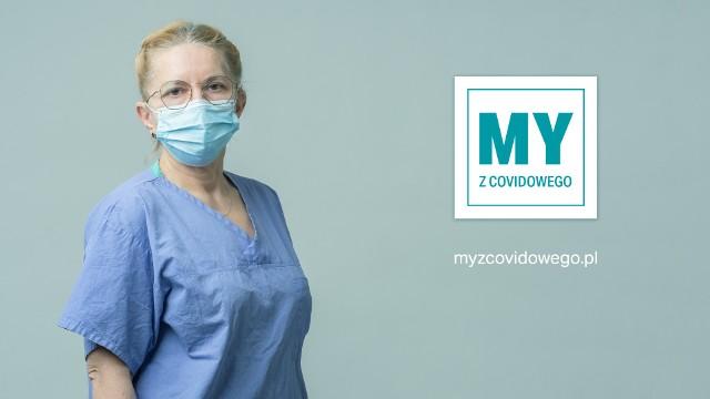 Dr Jadwiga Oronowicz szczerze o codziennej walce z koronawirusem.