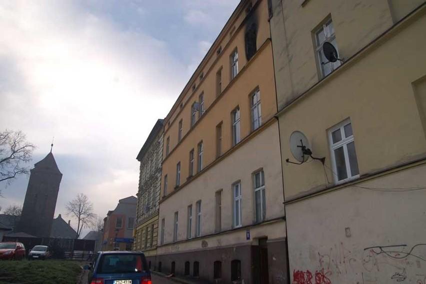 W Szczecinku wybuchly trzy pozary w ciągu jednej nocy
