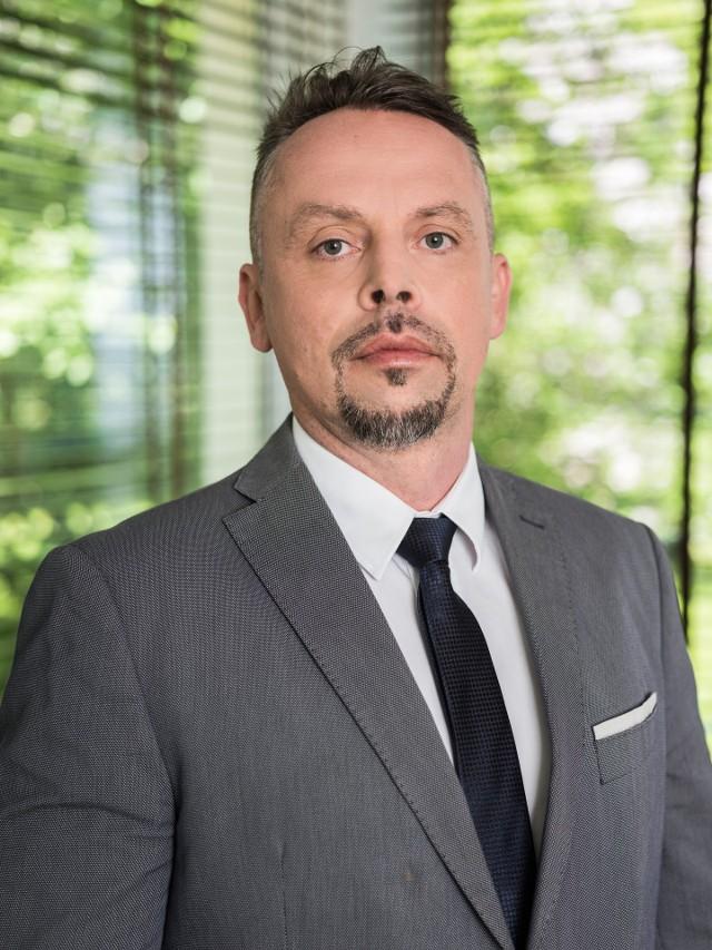 Dominik Gajewski, radca prawny, ekspert Konfederacji Lewiatan
