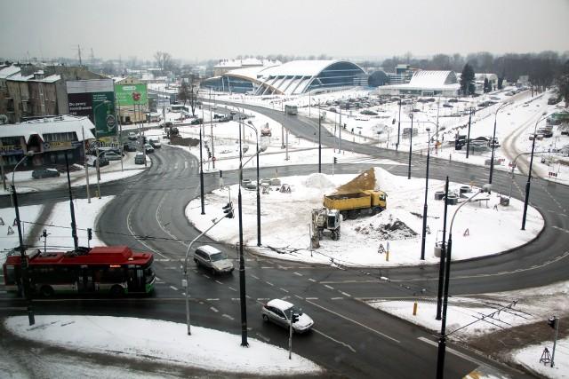 Przebudowa ronda Lubelskiego Lipca '80 wraz z ul. Fabryczną będzie kosztować 61 mln zł