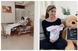 """AlexDarg urodziła dziecko. """"Baby Kondratowicz is here!"""". Jak najpopularniejsza blogerka modowa na Podlasiu nazwała córeczkę? [ZDJĘCIA]"""