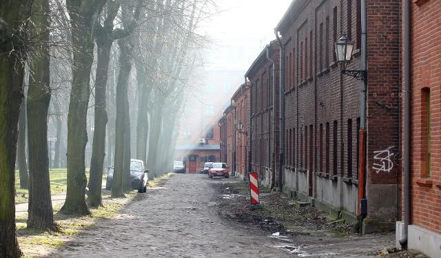 Odnowione domy, chodniki, trawniki, brukowane uliczki - za trzy lata będzie tu pięknie.