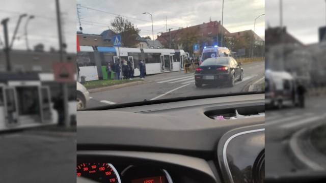 Jedno ze zdarzeń przy ulicy Ku Słońcu