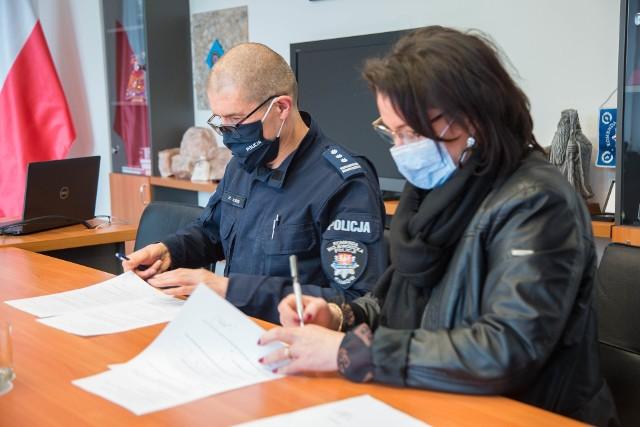 Małopolska policja otrzymała fantomy do nauki pierwszej pomocy
